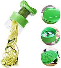 BYFRI Hand Spiral Cutter Vegetable Spiralizer