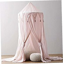 BYFRI Kid Baby Bed Canopy Bedcover Mosquito Net
