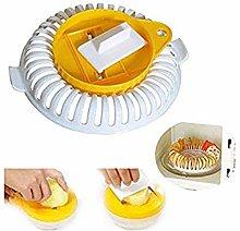BYFRI Kitchen Microwave Oven Potato Chips Maker