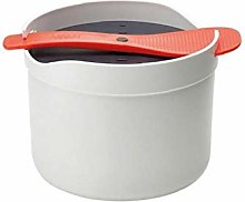 BYFRI Microwave Oven Steamer Meal Food Rice Cooker