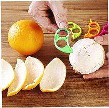 Byfri Plastic Orange Peelers Zesters Lemon