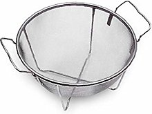 BYFRI Stainless Steel Colander Micro-perforated &