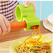 BYFRI Vegetable Spiralizer Spiral Slicer Zucchini