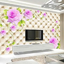 BYSQX Mural 3D Wallpaper Children's Room Mural
