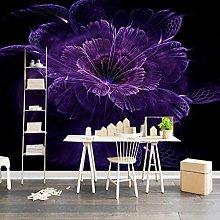 BYSQX Non-Woven Wallpaper Beautiful Abstract