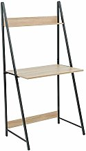 C-Hopetree Ladder Desk with Shelf - Student Study