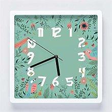 C-J-Xin Art Pendulum Clock, Bedroom Wall Clock