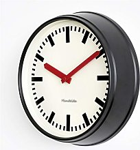C-J-Xin Big Wall Clock Long Tick Wall Clock