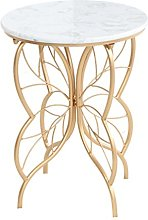 C-J-Xin Butterfly Shape Small Round Table,Sofa