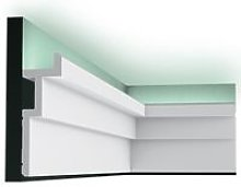 C396 Contemoprary Coving or LED Lighting Moulding