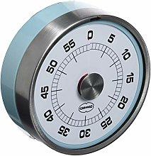 Cabanaz Magnetic Kitchen Timer, Arctic Blue