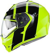 Caberg Duke II Impact Flip-Up Helmet yellow XS