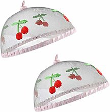 Cabilock 2pcs Food Cover Tents for Outdoors Pop-Up