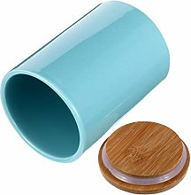 Cabilock Ceramic Kitchen Canisters with Airtight