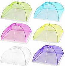 CABILOCK Foldable Pop-Up Mesh Food Cover Tent