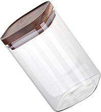 Cabilock Glass Storage Jar Airtight Food Canister