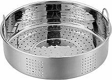 Cabilock Kitchen Food Steamer Insert Stainless