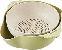 Cabilock Kitchen Strainer Colander Bowl Set