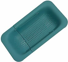 Cabilock Over the Sink Colander Collapsible