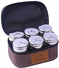 Cabilock Portable Stainless Steel Spice Shaker