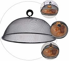 Cabilock Round Shaped 35cm Food Cover Stainless