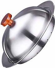Cabilock Stainless Steel Steamer Anti-Stick Pot