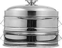 Cabilock Steamer Insert Pans Stainless Steel