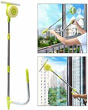 Cabilock Telescopic Window Squeegee High Rise