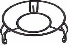 Cabilock Trivet Rack Stand Iron Trivet for Kitchen
