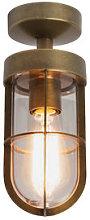 Cabin Semi Flush Ceiling light by Astro Lighting