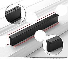 Cabinet Door Handle Long Size 500/600mm Size Black