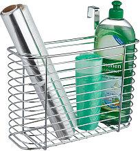 Cabinet Door Organiser, Cupboard Storage Basket,