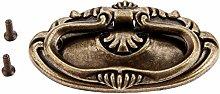 Cabinet Handle 1Pc 78x43mm Antique Bronze
