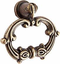 Cabinet Handle Antique Bronze Furniture Ring Pull