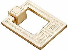 Cabinet Handle Zinc Alloy Imitation Copper Drawer