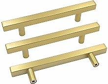 Cabinet Handles Brass Kitchen Hardware LS1212GD115