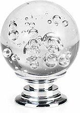 Cabinet Handles Crystal Glass Door Handles Pulls