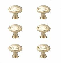 Cabinet Handles,Golden Simple Brass Handle