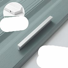 Cabinet Handles Silver Cabinet Drawer Solid Zinc