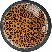 Cabinet Knobs Cool Leopard Knobs for Dresser