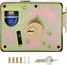 Cabinet Lock, 4‑core Wire Durable Home Security