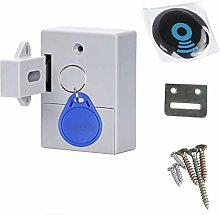 Cabinet Lock, AA Battery RFID Card Electronic