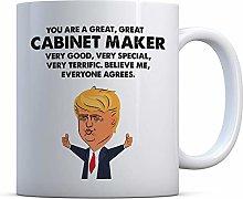 Cabinet Maker Trump Funny Gift, Cabinet Maker