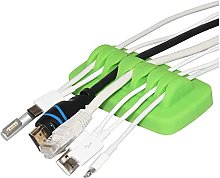 Cable Organiser ,Compact and Weighted Desktop