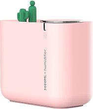 Cactus Humidifier Large Capacity Mute