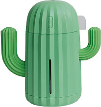 Cactus Shaped Mist Humidifier with Night Light