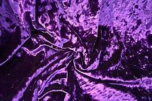 Cadbury Purple - Ice Crushed Velvet Glitz Premium
