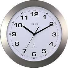 Cadiz' Radio Controlled Wall Clock