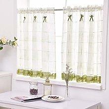 Cafe Curtain Kitchen Curtain Tulle Net Curtains