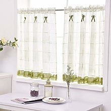 Cafe Curtain Kitchen Curtain Tulle Net Curtains